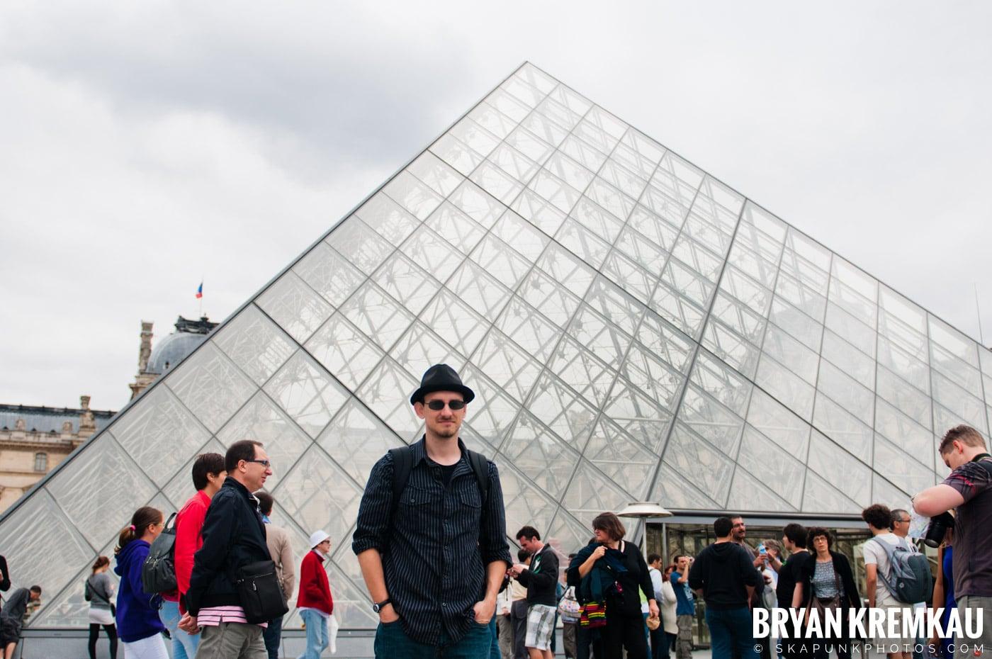 Paris, France Honeymoon - Day 3 - 7.20.11 (49)