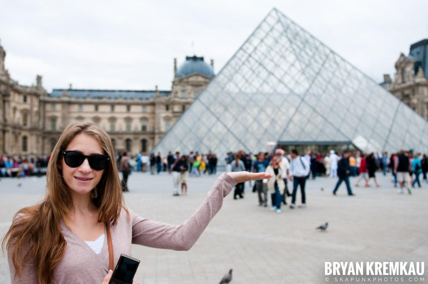 Paris, France Honeymoon - Day 3 - 7.20.11 (48)