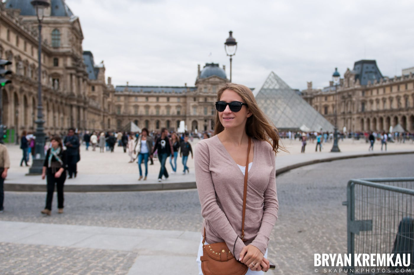 Paris, France Honeymoon - Day 3 - 7.20.11 (47)