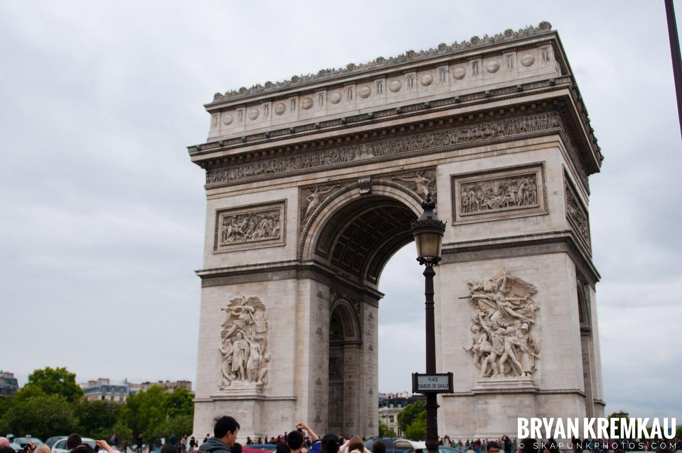Paris, France Honeymoon - Day 3 - 7.20.11 (42)