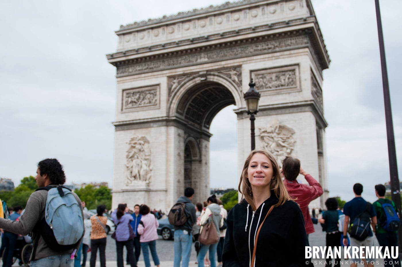 Paris, France Honeymoon - Day 3 - 7.20.11 (41)