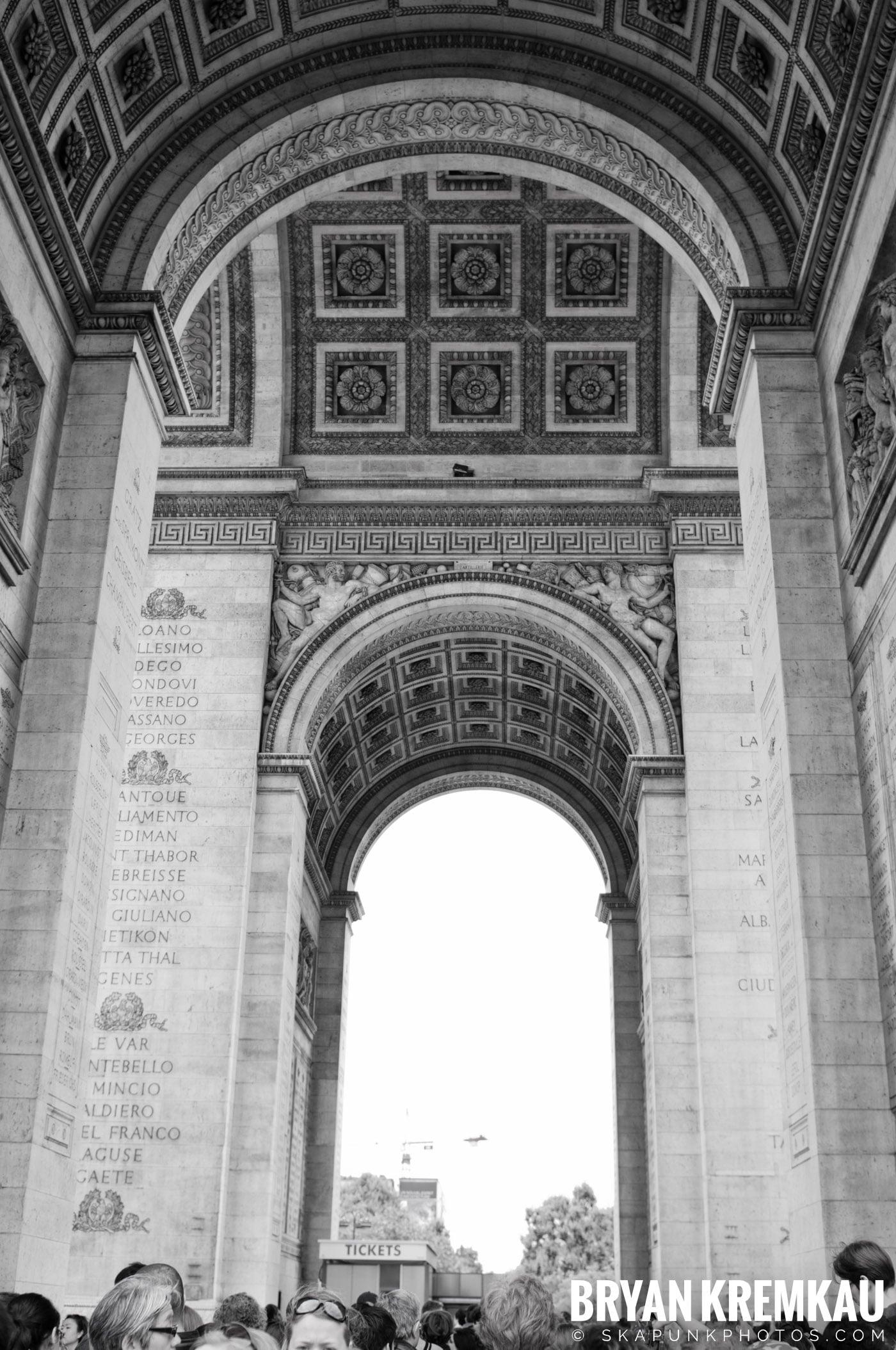 Paris, France Honeymoon - Day 3 - 7.20.11 (40)
