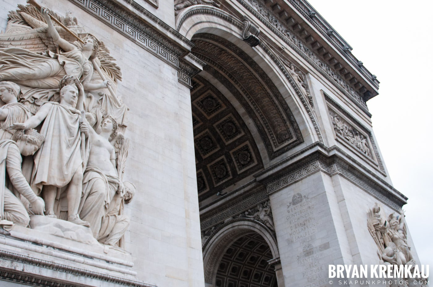 Paris, France Honeymoon - Day 3 - 7.20.11 (37)
