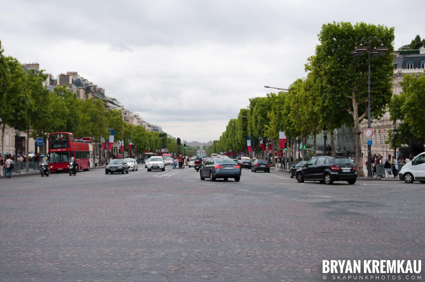 Paris, France Honeymoon - Day 3 - 7.20.11 (36)