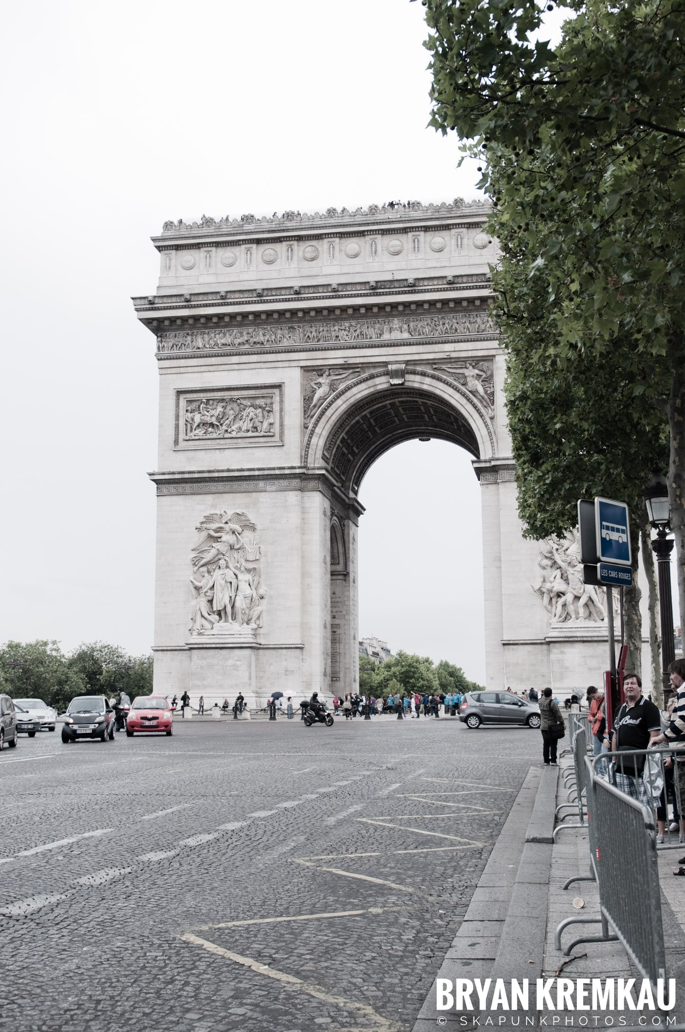 Paris, France Honeymoon - Day 3 - 7.20.11 (35)