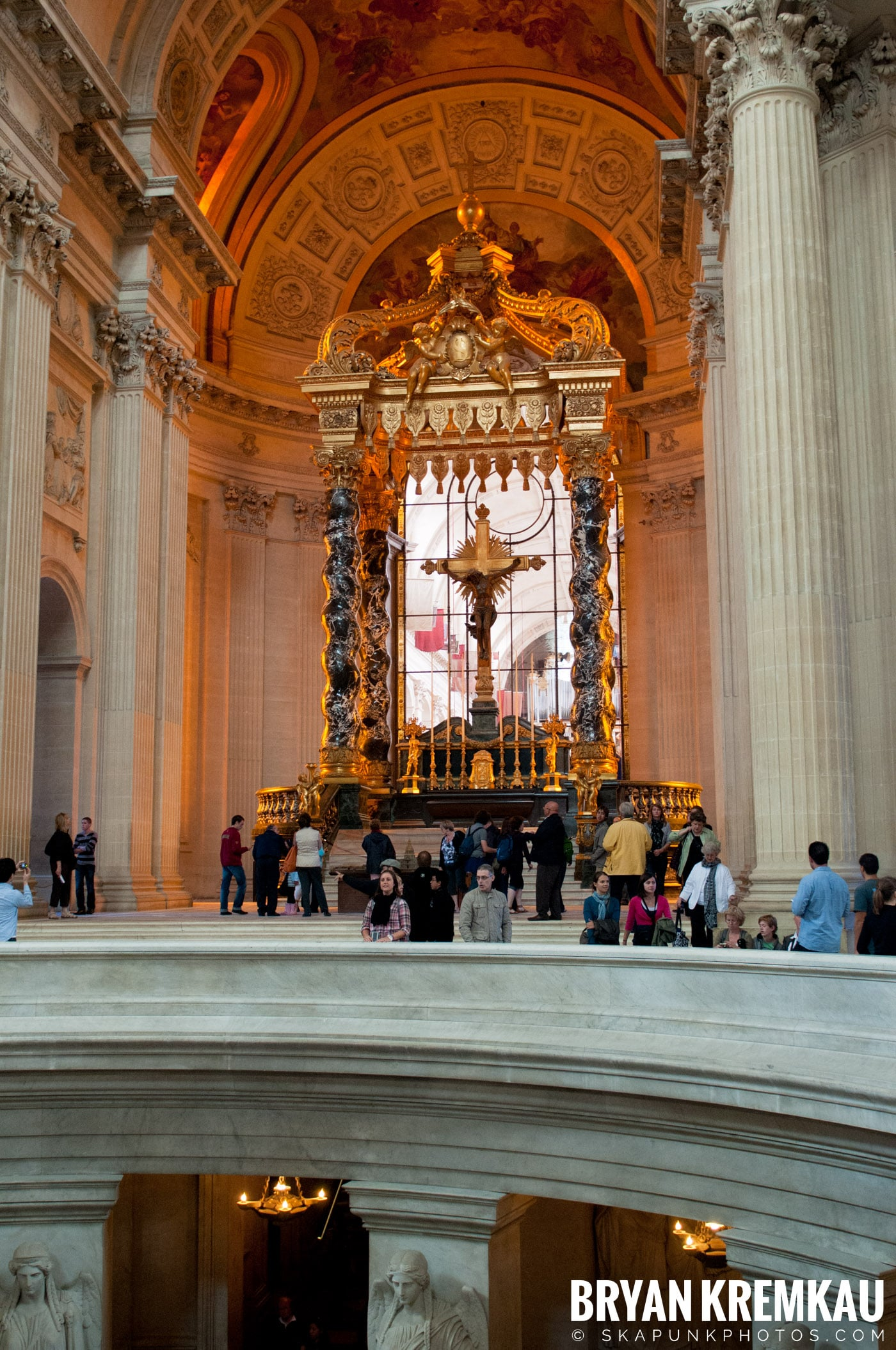 Paris, France Honeymoon - Day 3 - 7.20.11 (29)