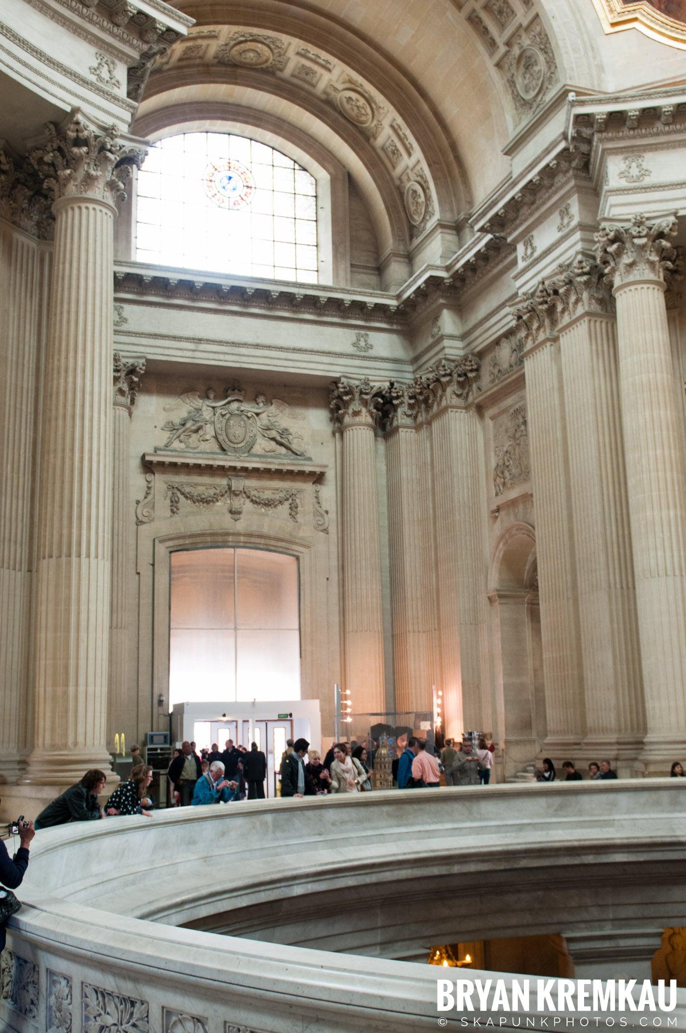 Paris, France Honeymoon - Day 3 - 7.20.11 (24)