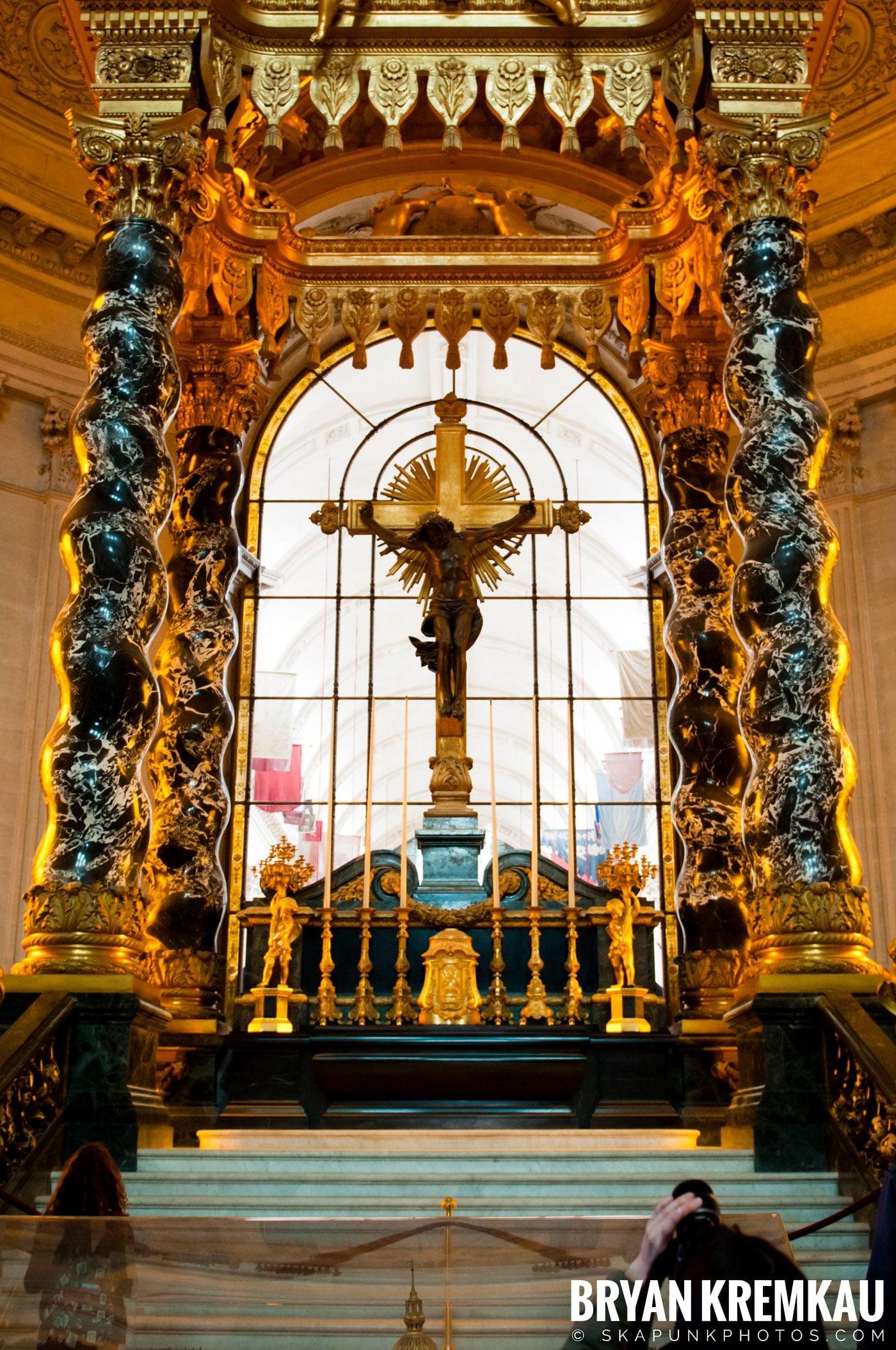 Paris, France Honeymoon - Day 3 - 7.20.11 (23)