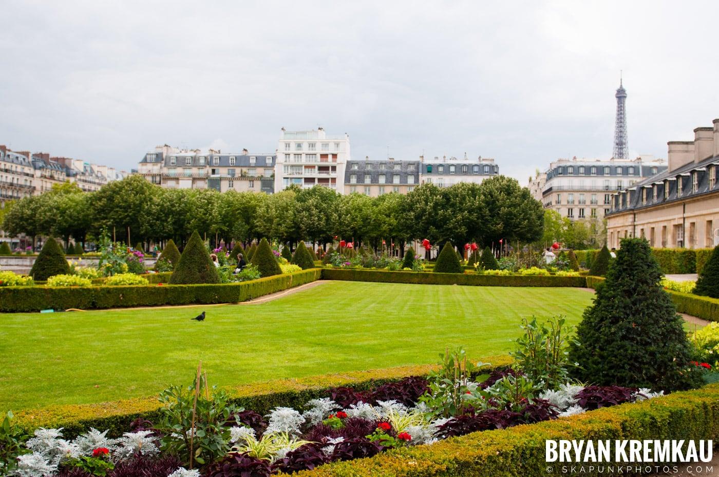 Paris, France Honeymoon - Day 3 - 7.20.11 (12)