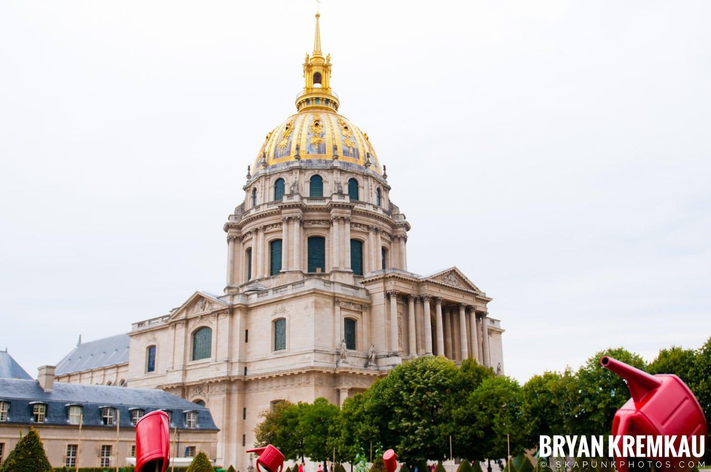 Paris, France Honeymoon - Day 3 - 7.20.11 (11)