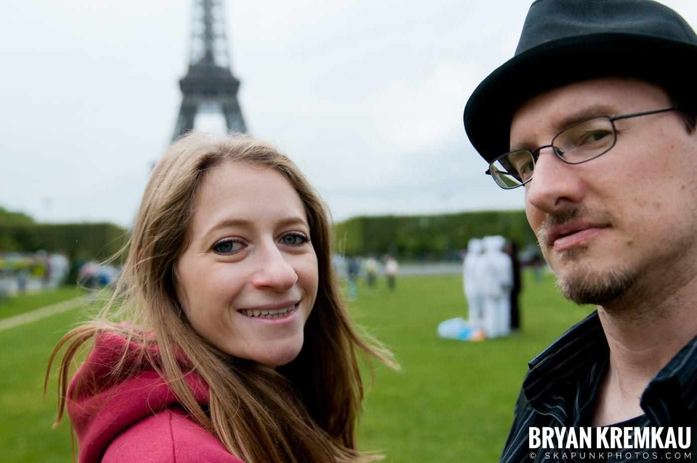 Paris, France Honeymoon - Day 3 - 7.20.11 (3)