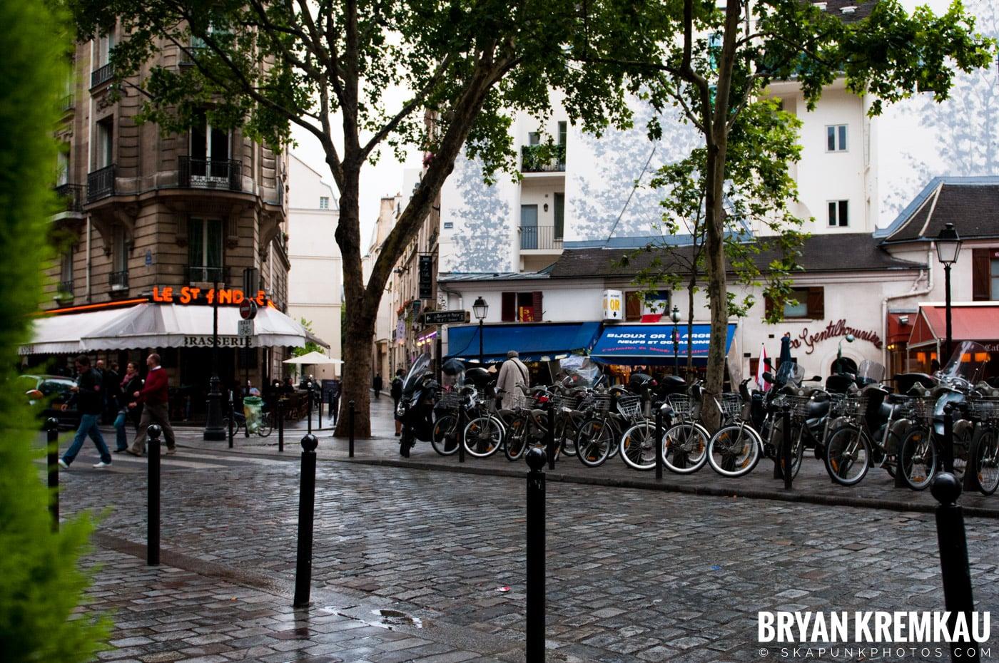Paris, France Honeymoon - Day 3 - 7.20.11 (1)