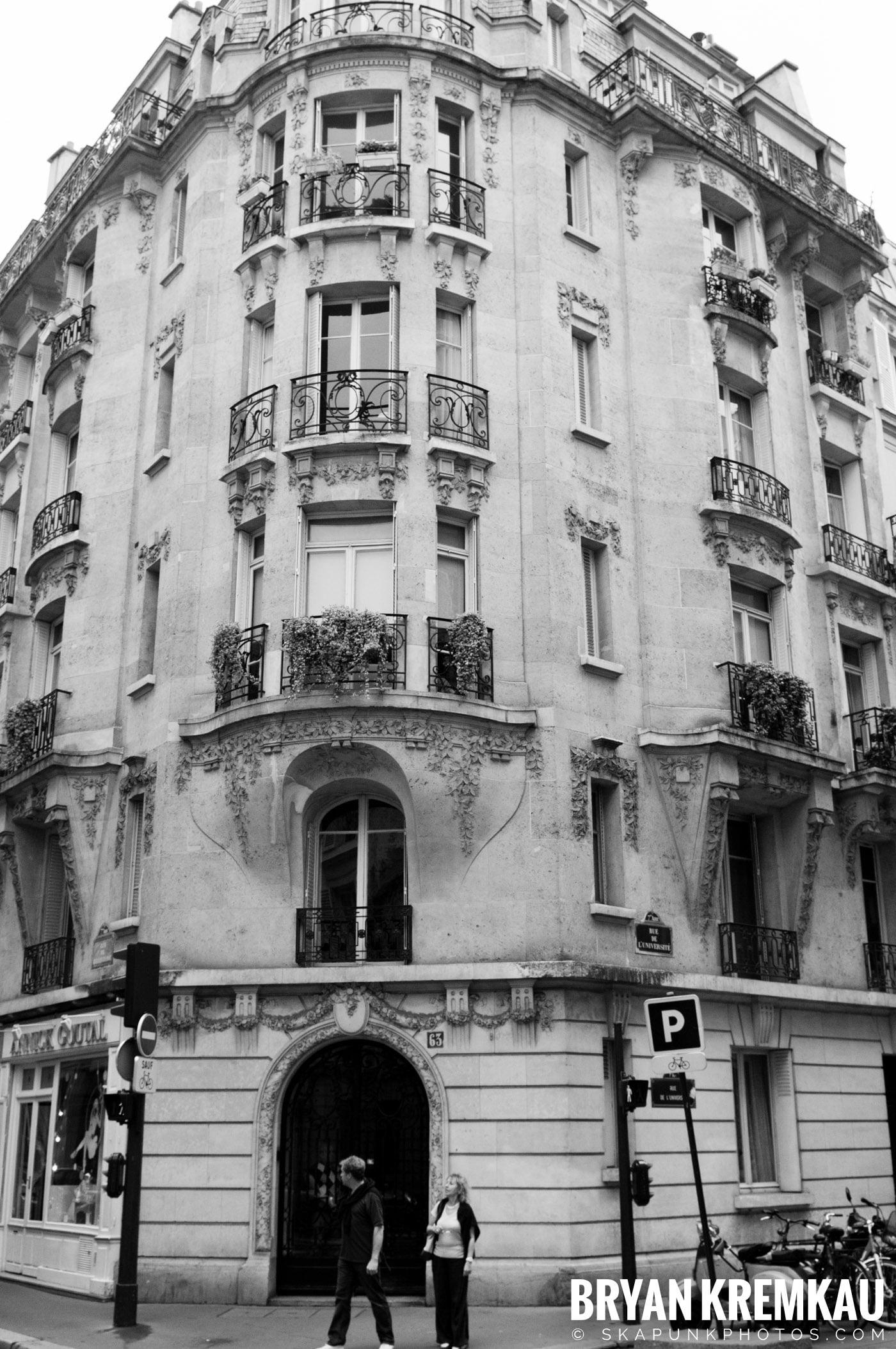 Paris, France Honeymoon - Day 4 - 7.21.11 (63)