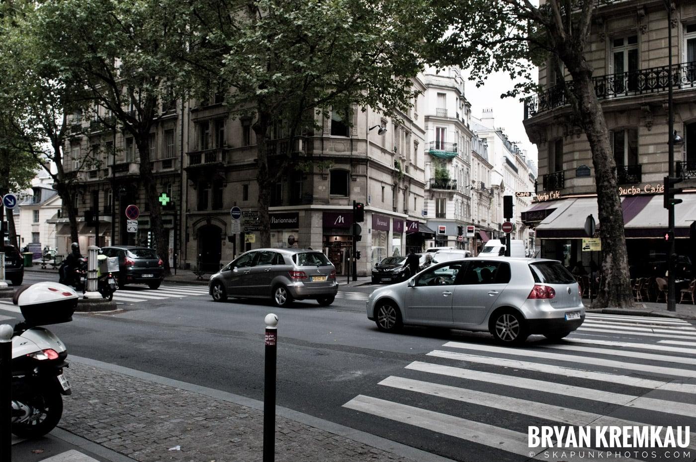 Paris, France Honeymoon - Day 4 - 7.21.11 (62)