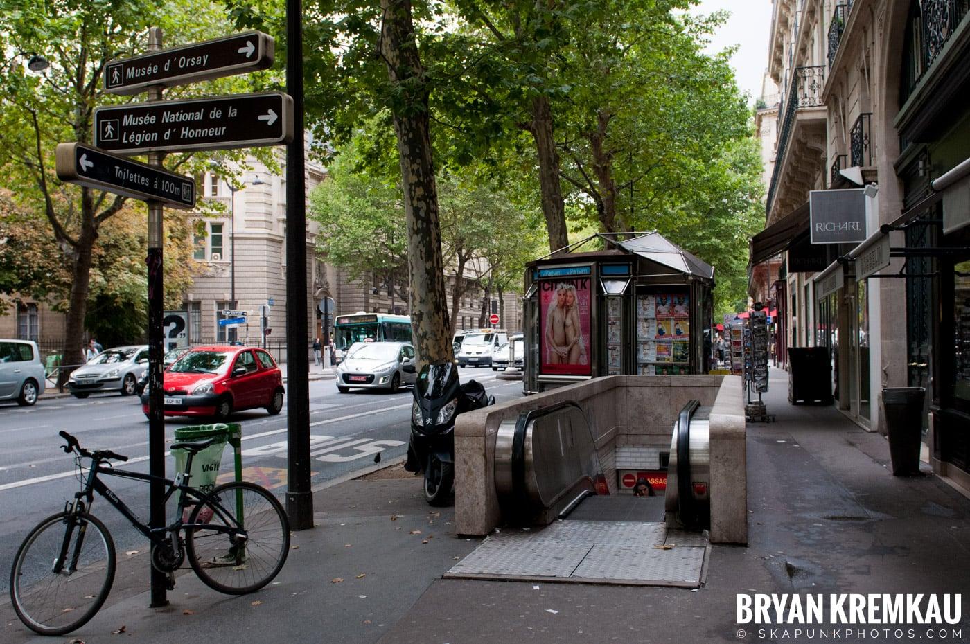 Paris, France Honeymoon - Day 4 - 7.21.11 (61)