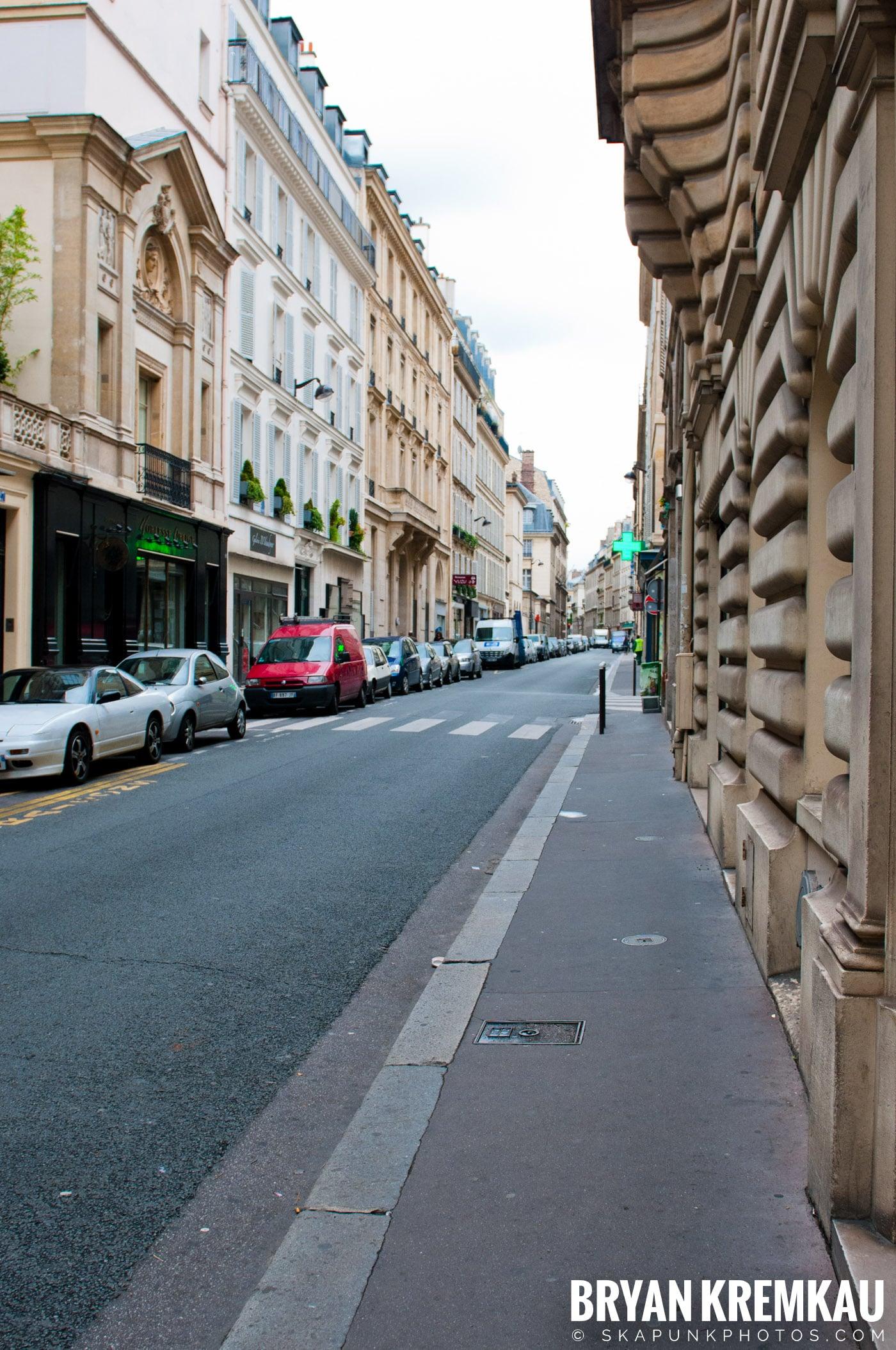 Paris, France Honeymoon - Day 4 - 7.21.11 (60)