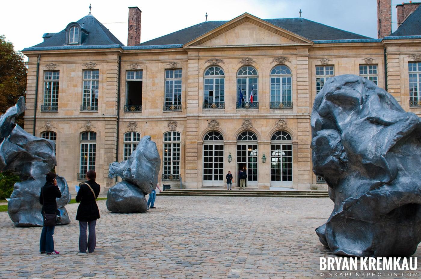 Paris, France Honeymoon - Day 4 - 7.21.11 (59)