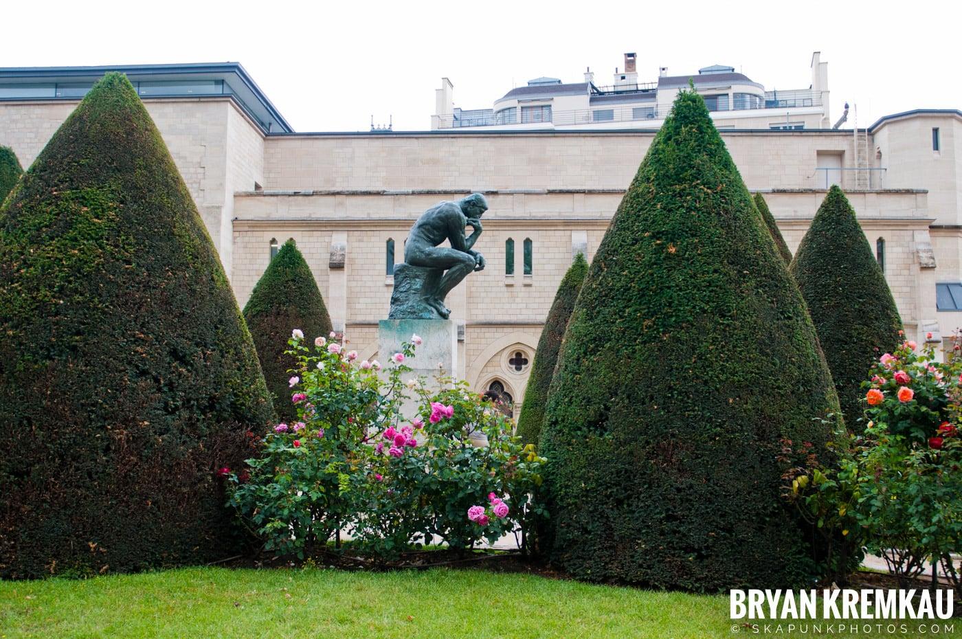 Paris, France Honeymoon - Day 4 - 7.21.11 (54)