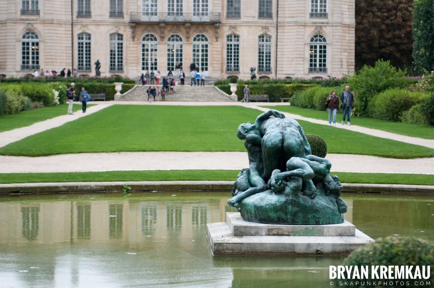 Paris, France Honeymoon - Day 4 - 7.21.11 (50)