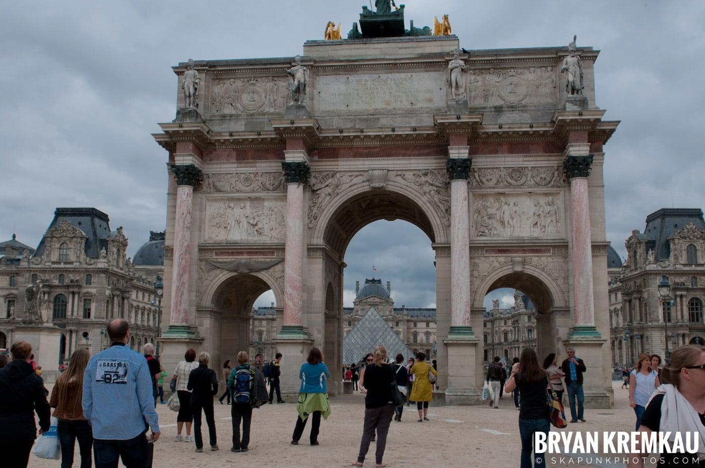 Paris, France Honeymoon - Day 4 - 7.21.11 (19)