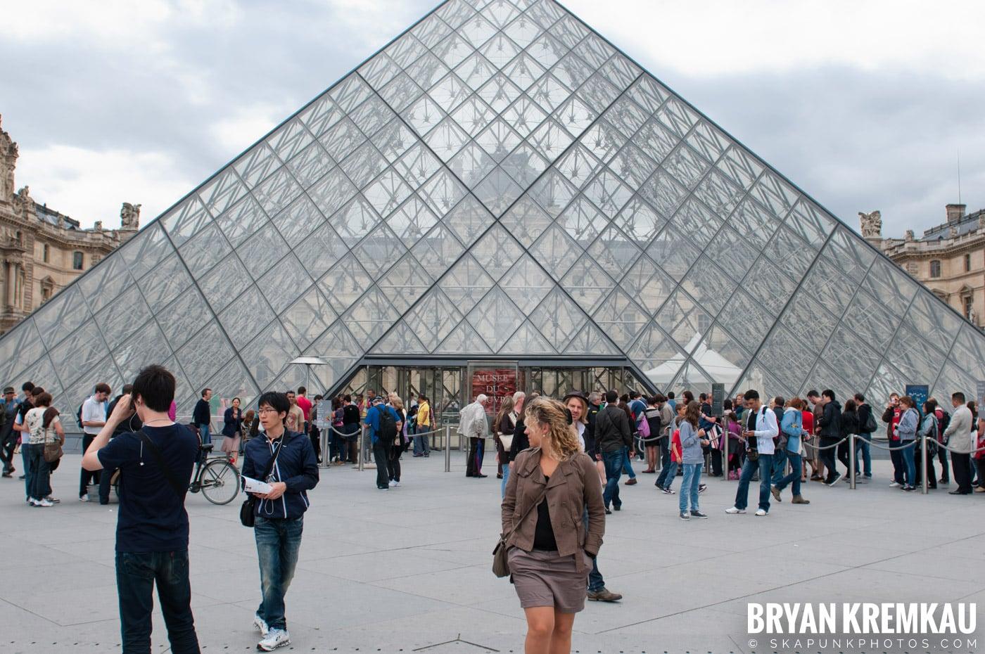 Paris, France Honeymoon - Day 4 - 7.21.11 (18)