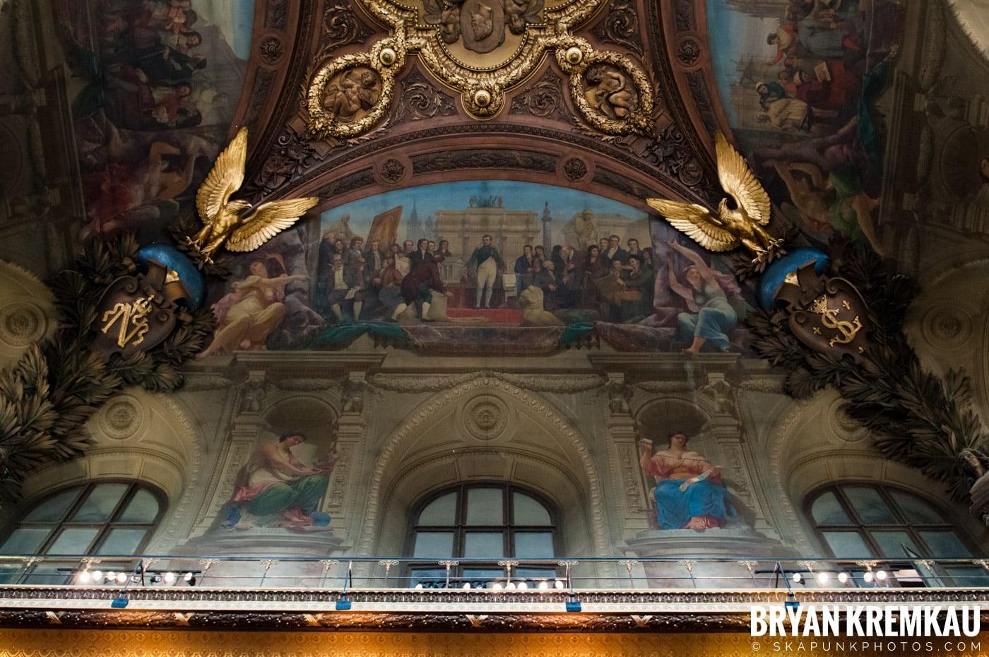 Paris, France Honeymoon - Day 4 - 7.21.11 (16)