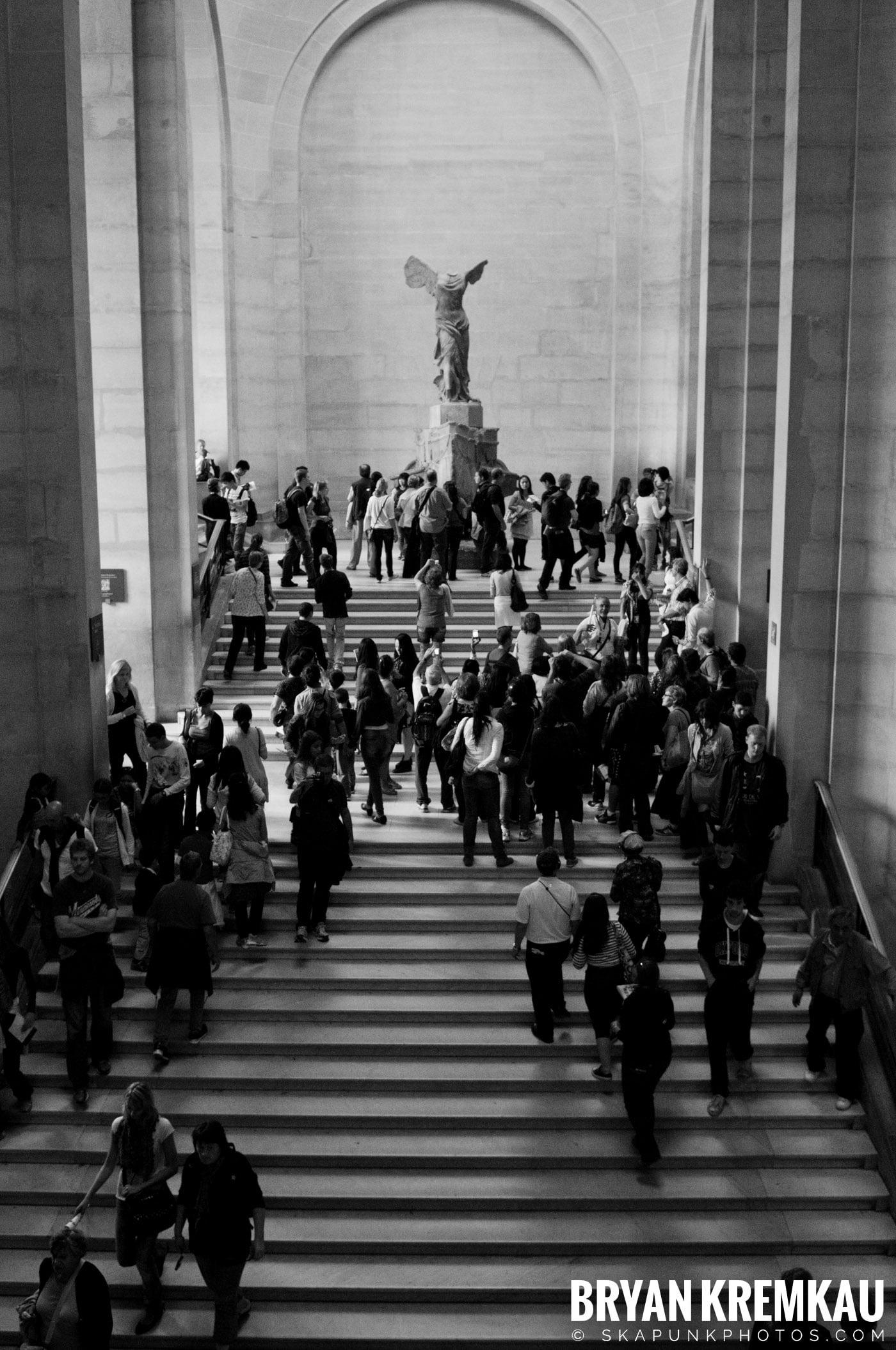 Paris, France Honeymoon - Day 4 - 7.21.11 (15)