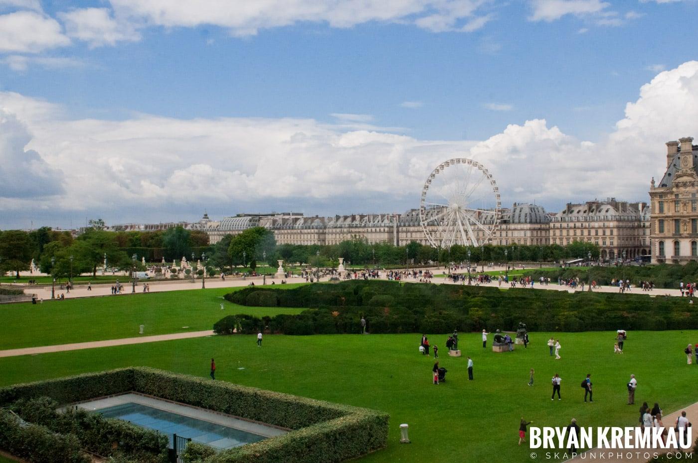 Paris, France Honeymoon - Day 4 - 7.21.11 (12)
