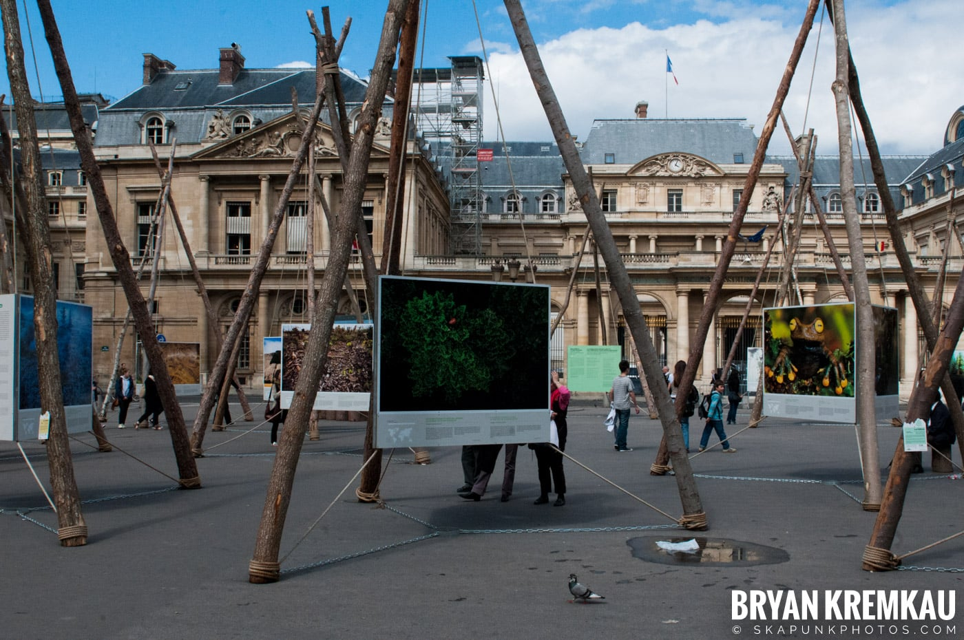 Paris, France Honeymoon - Day 4 - 7.21.11 (11)