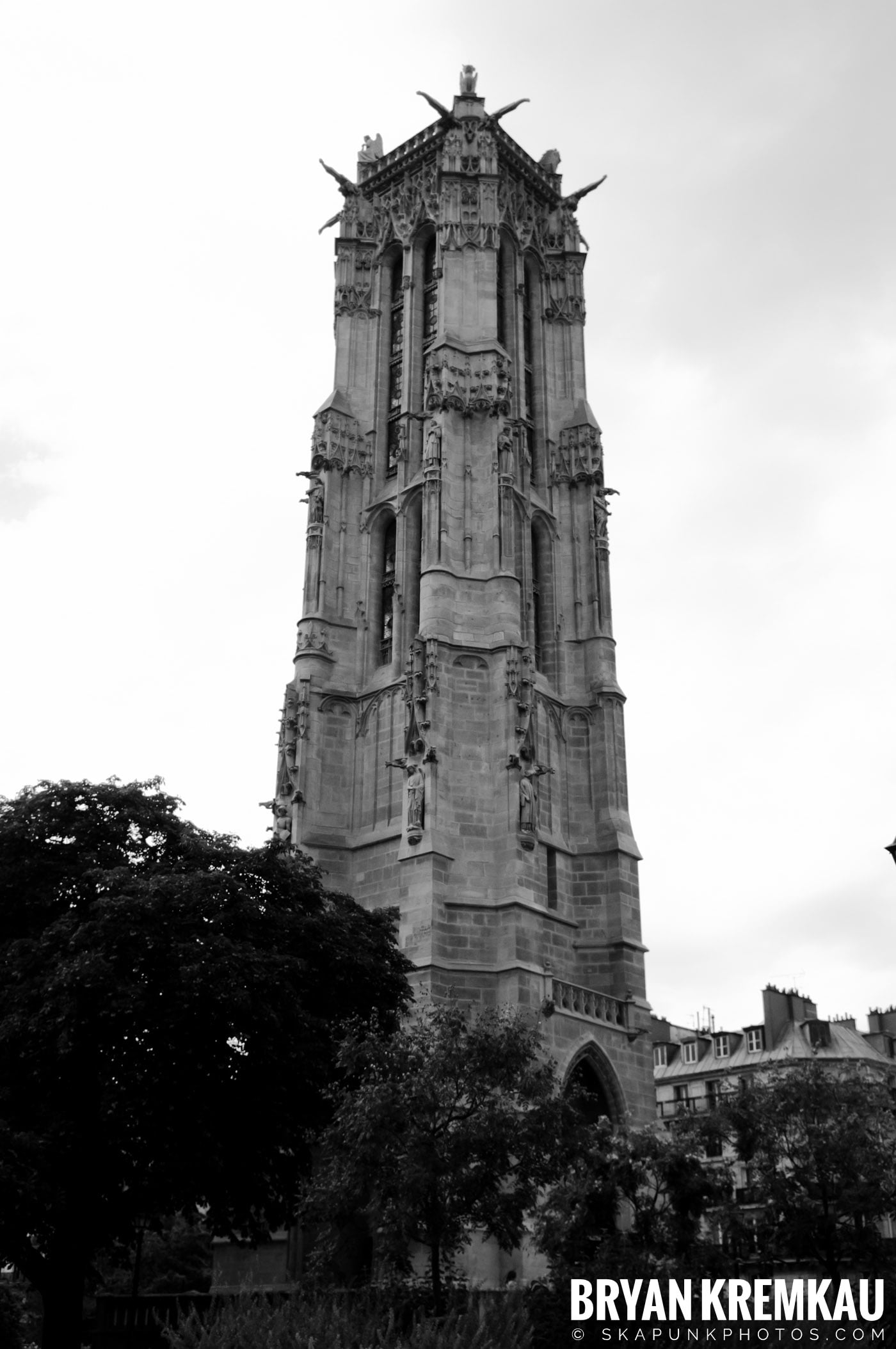 Paris, France Honeymoon - Day 4 - 7.21.11 (10)