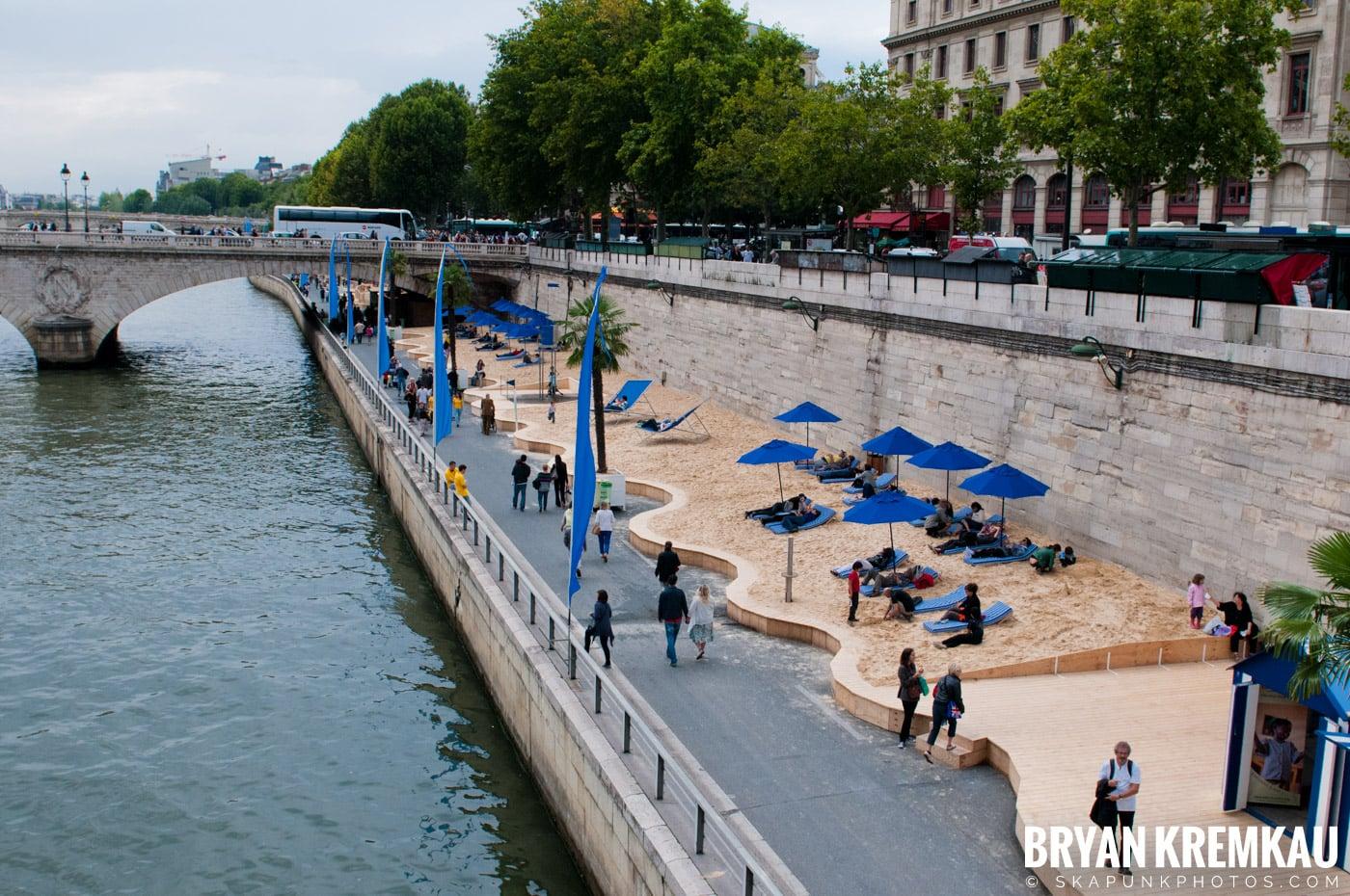 Paris, France Honeymoon - Day 4 - 7.21.11 (9)