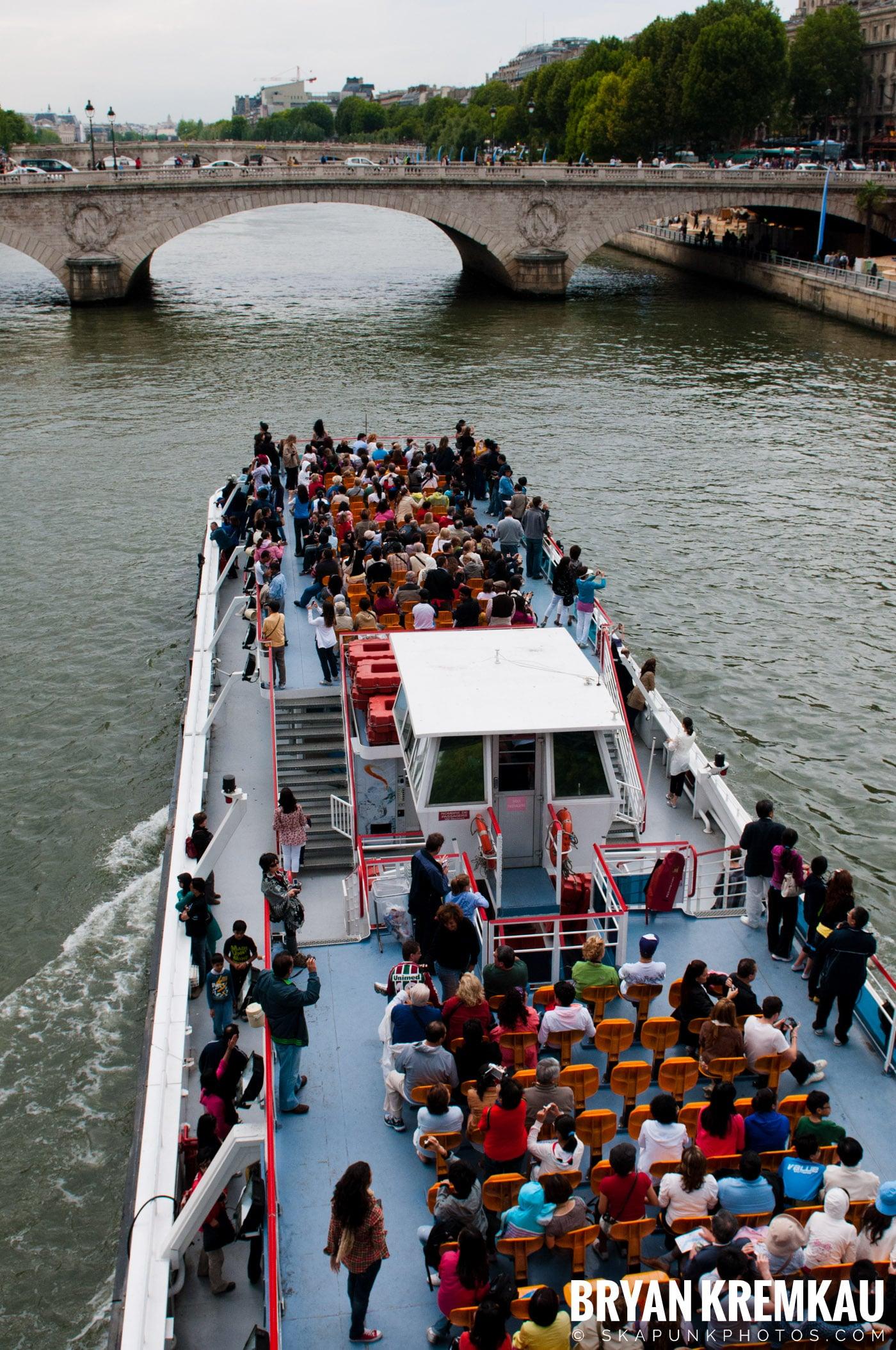 Paris, France Honeymoon - Day 4 - 7.21.11 (7)