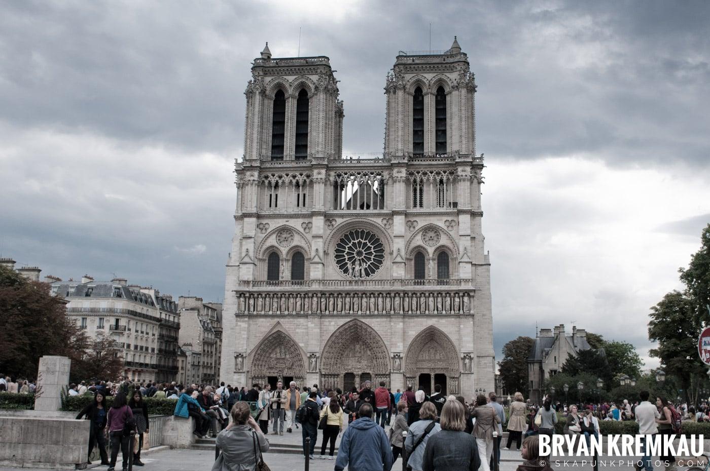 Paris, France Honeymoon - Day 4 - 7.21.11 (6)