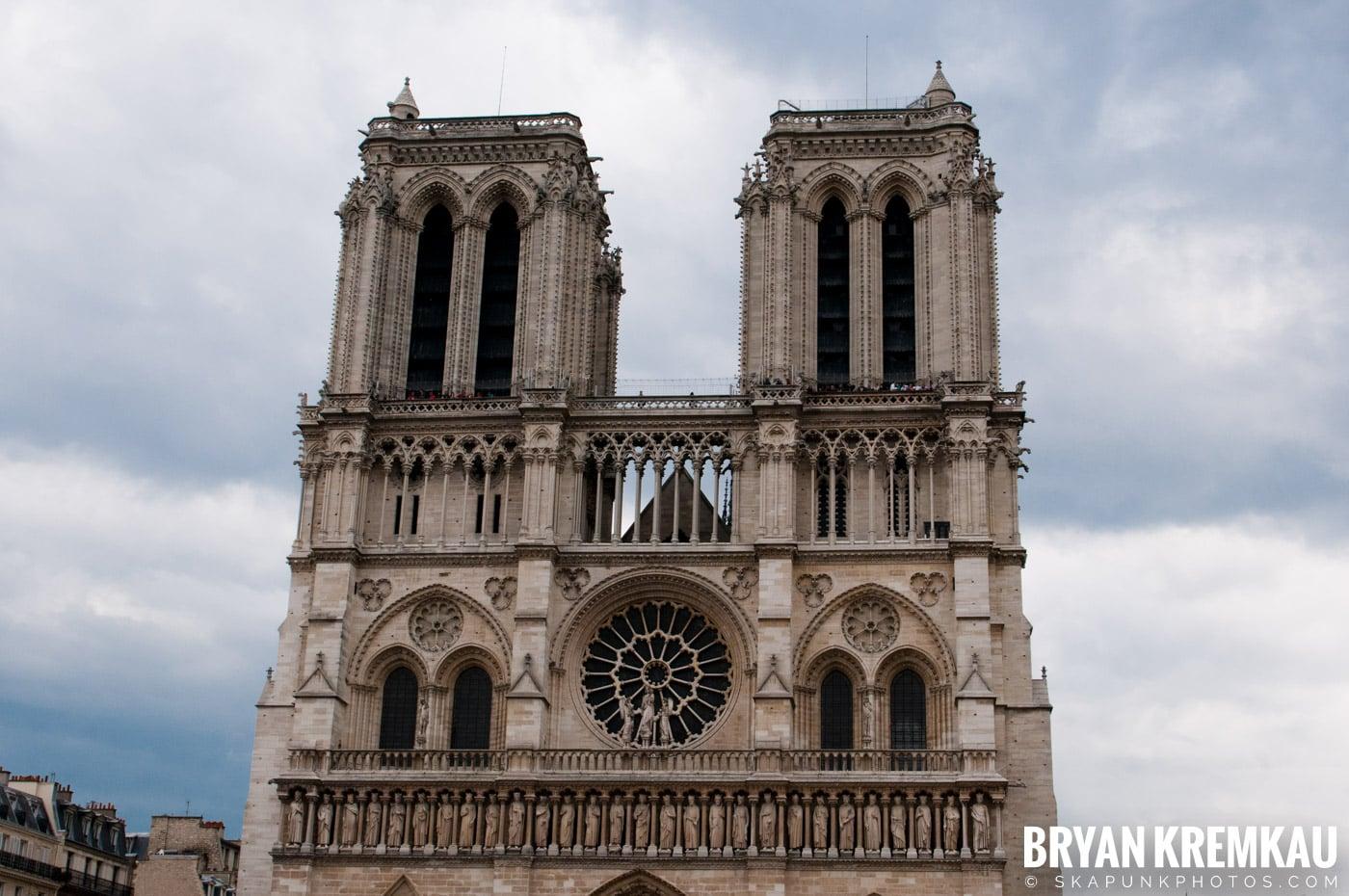Paris, France Honeymoon - Day 4 - 7.21.11 (5)