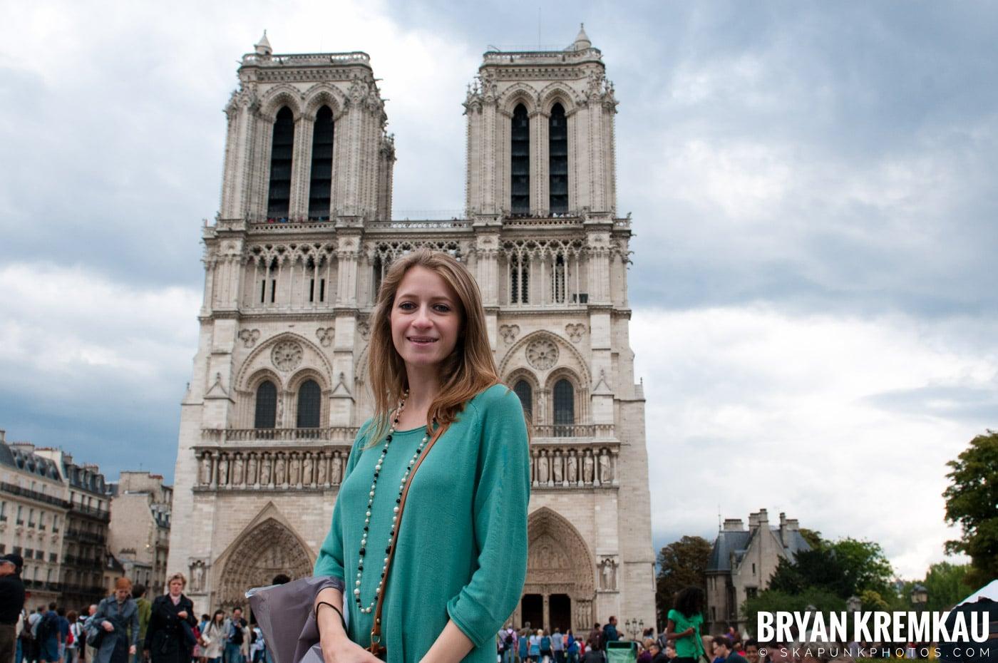 Paris, France Honeymoon - Day 4 - 7.21.11 (4)