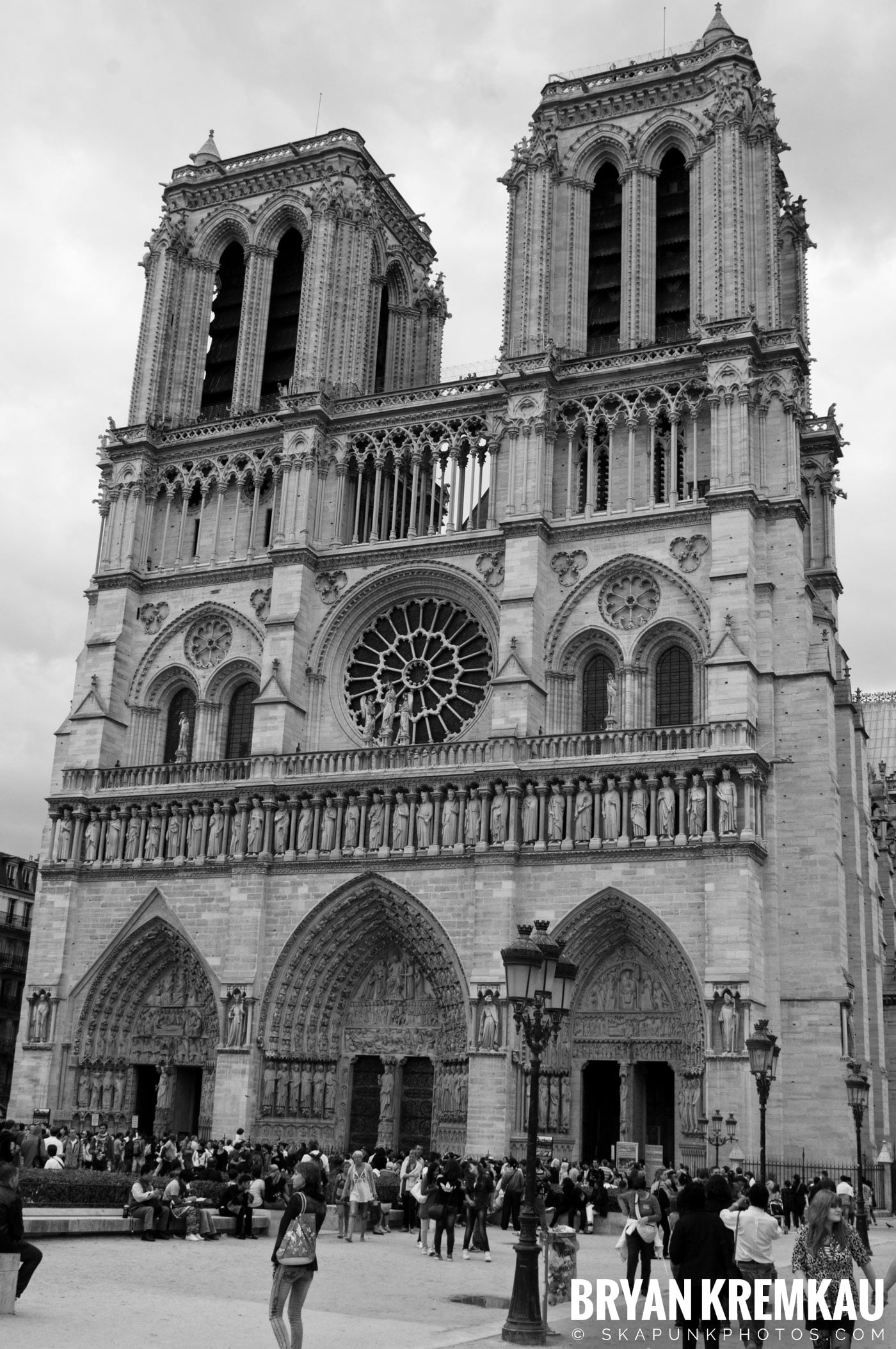 Paris, France Honeymoon - Day 4 - 7.21.11 (3)
