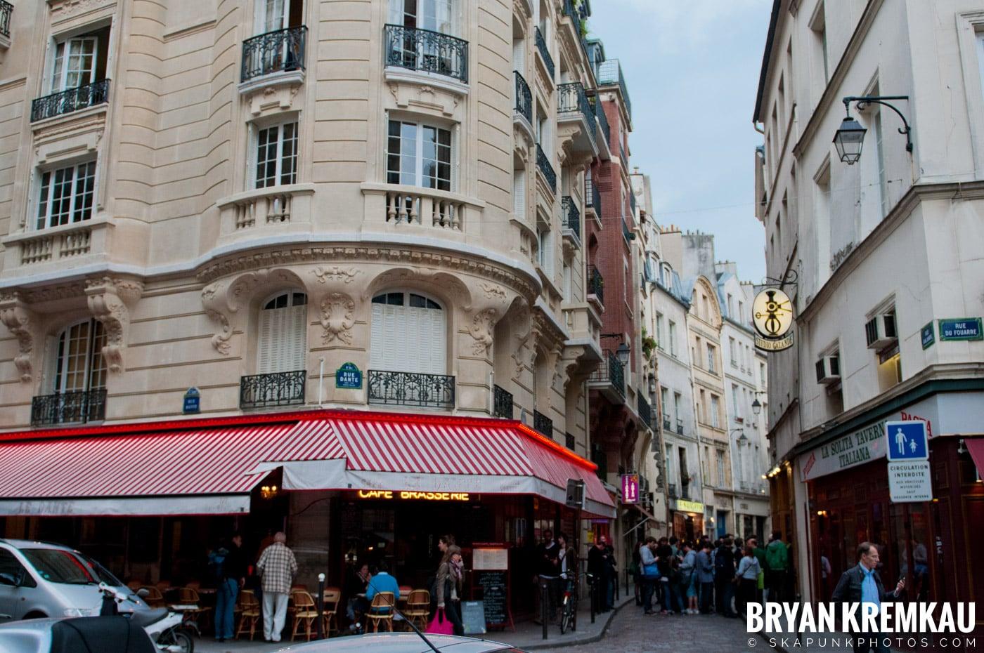 Paris, France Honeymoon - Day 4 - 7.21.11 (106)