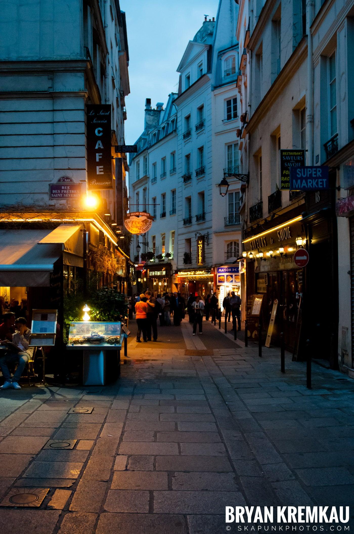 Paris, France Honeymoon - Day 4 - 7.21.11 (104)