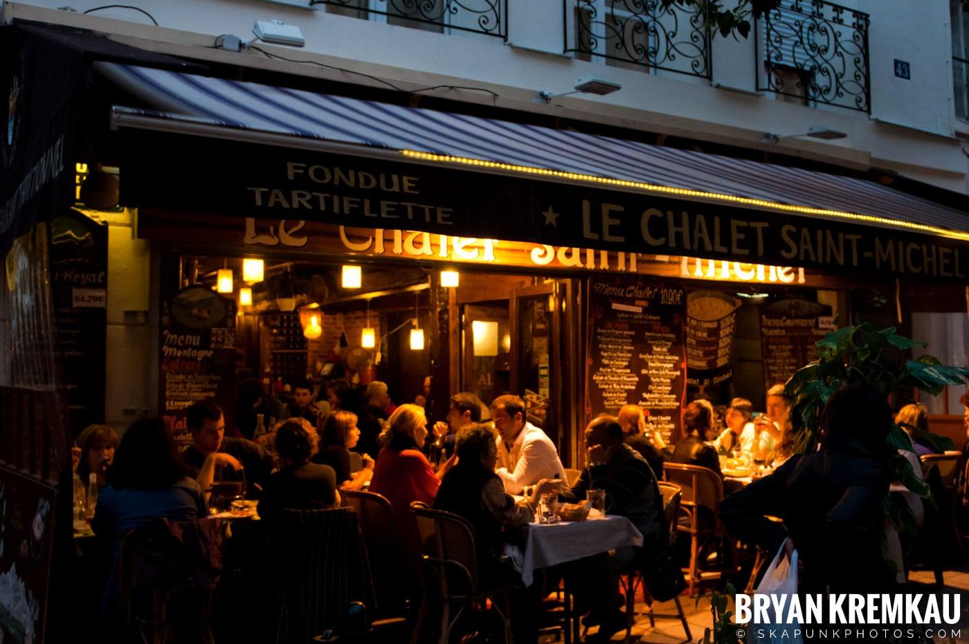 Paris, France Honeymoon - Day 4 - 7.21.11 (100)