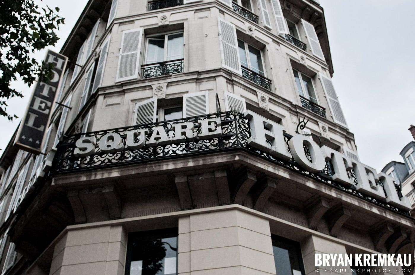 Paris, France Honeymoon - Day 4 - 7.21.11 (99)