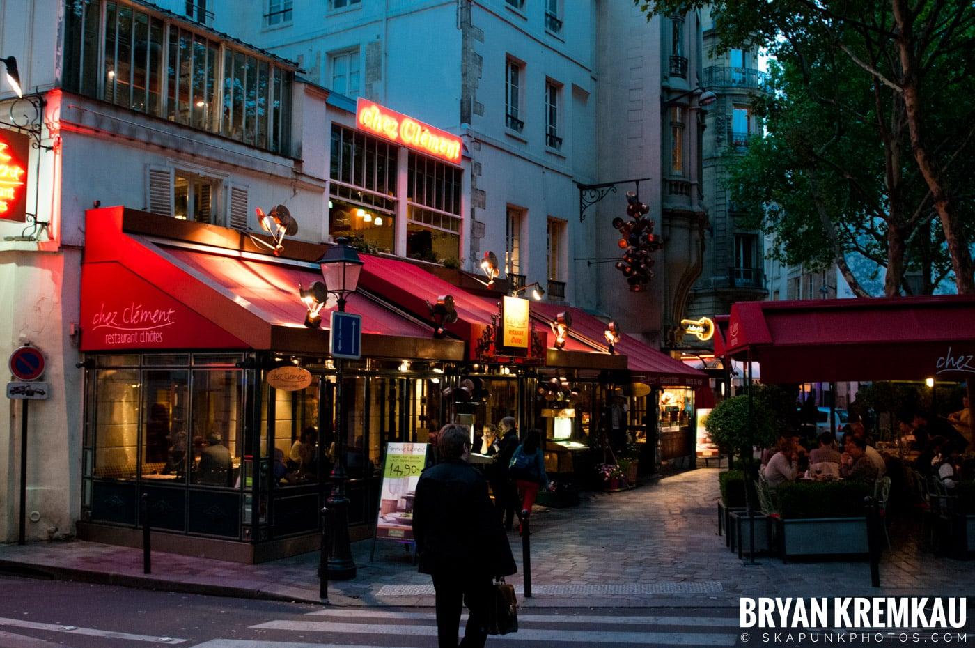 Paris, France Honeymoon - Day 4 - 7.21.11 (98)