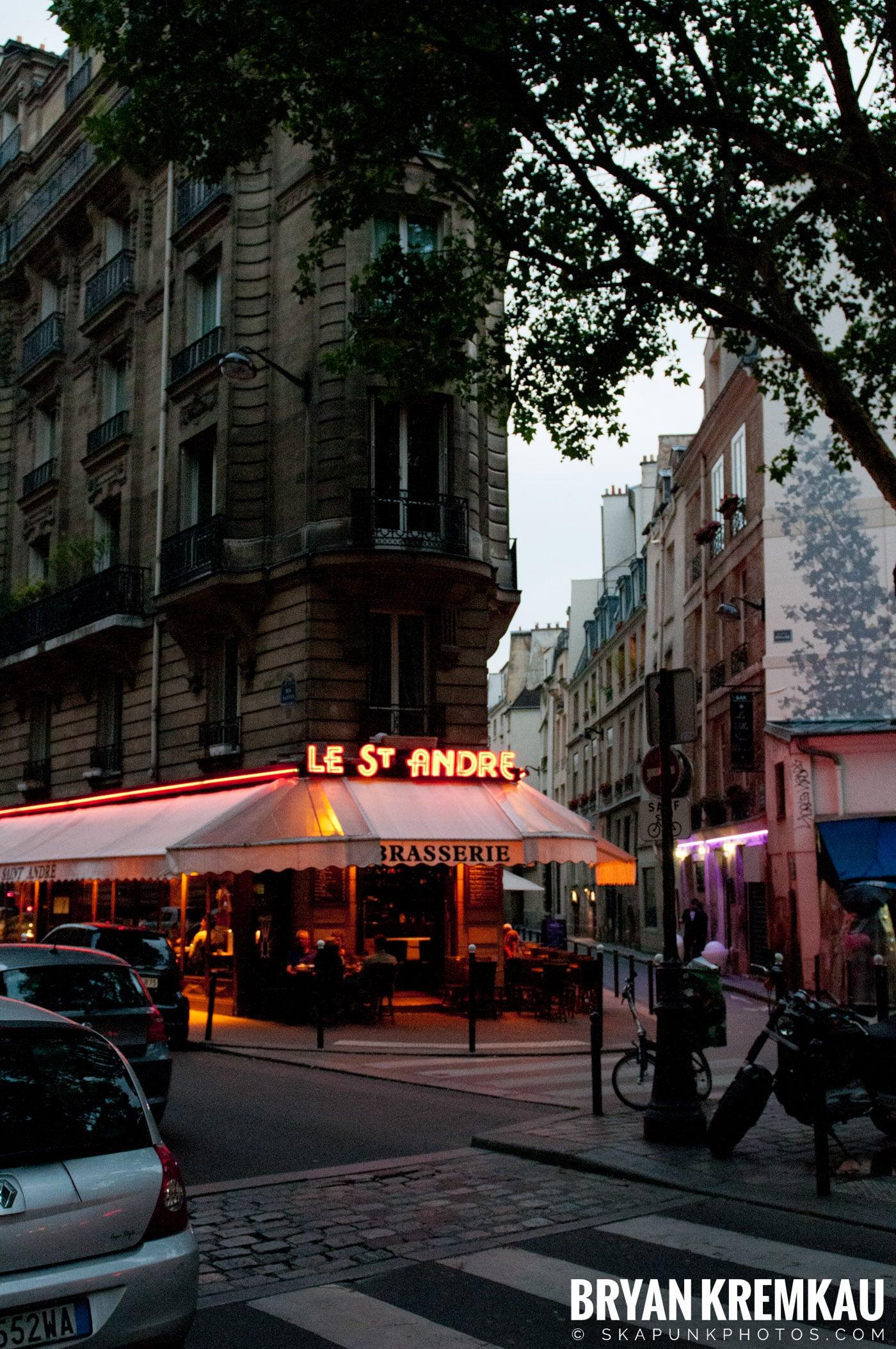 Paris, France Honeymoon - Day 4 - 7.21.11 (97)
