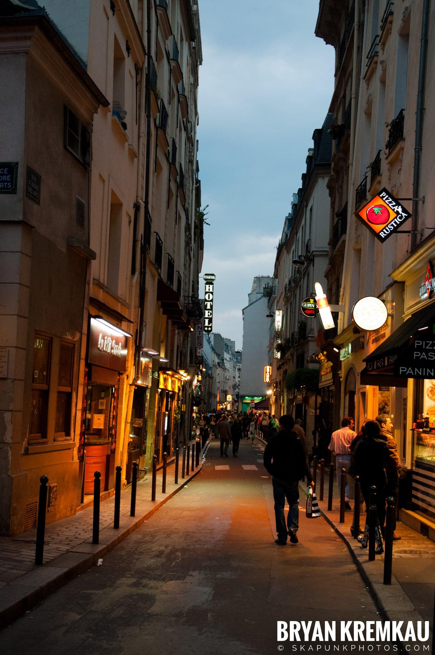 Paris, France Honeymoon - Day 4 - 7.21.11 (96)