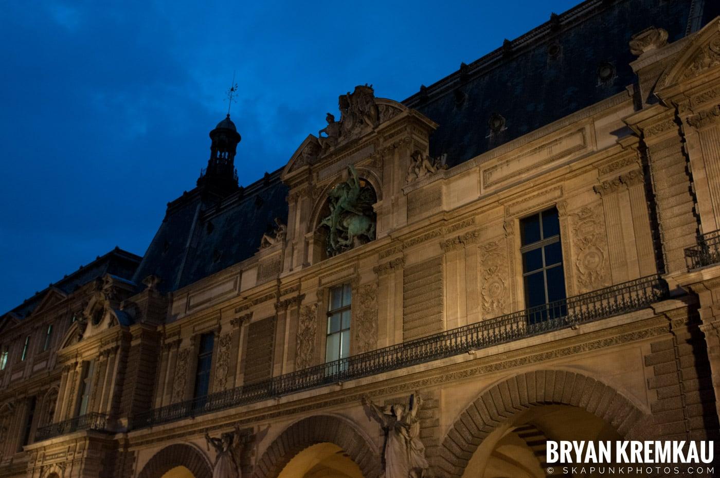 Paris, France Honeymoon - Day 4 - 7.21.11 (93)