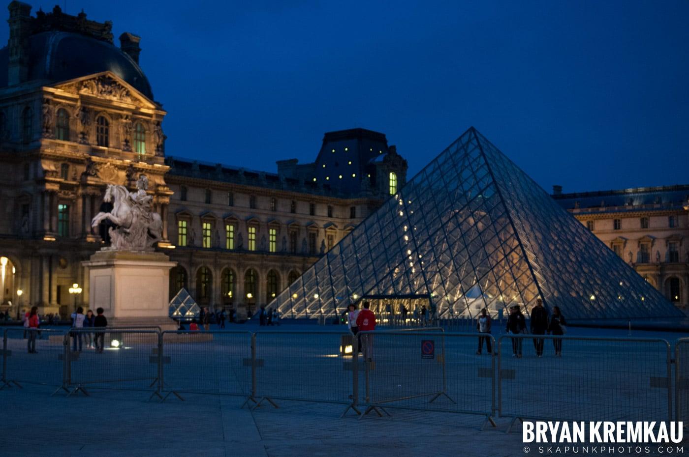 Paris, France Honeymoon - Day 4 - 7.21.11 (92)