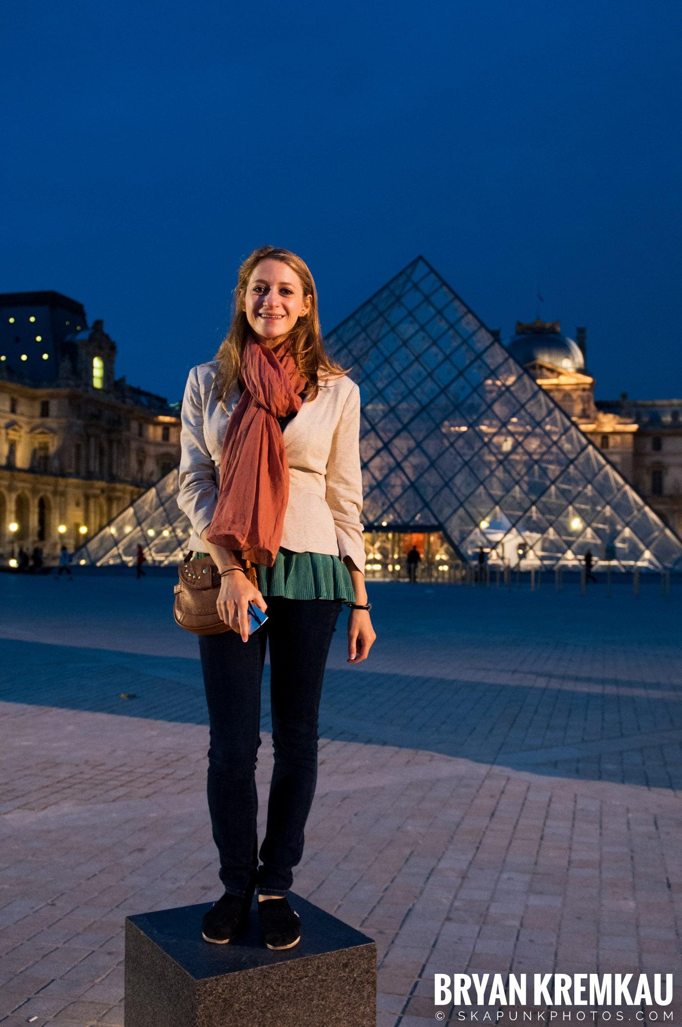 Paris, France Honeymoon - Day 4 - 7.21.11 (91)