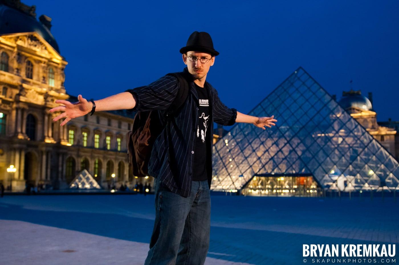 Paris, France Honeymoon - Day 4 - 7.21.11 (90)