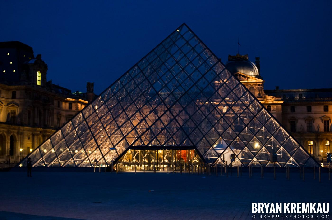 Paris, France Honeymoon - Day 4 - 7.21.11 (88)