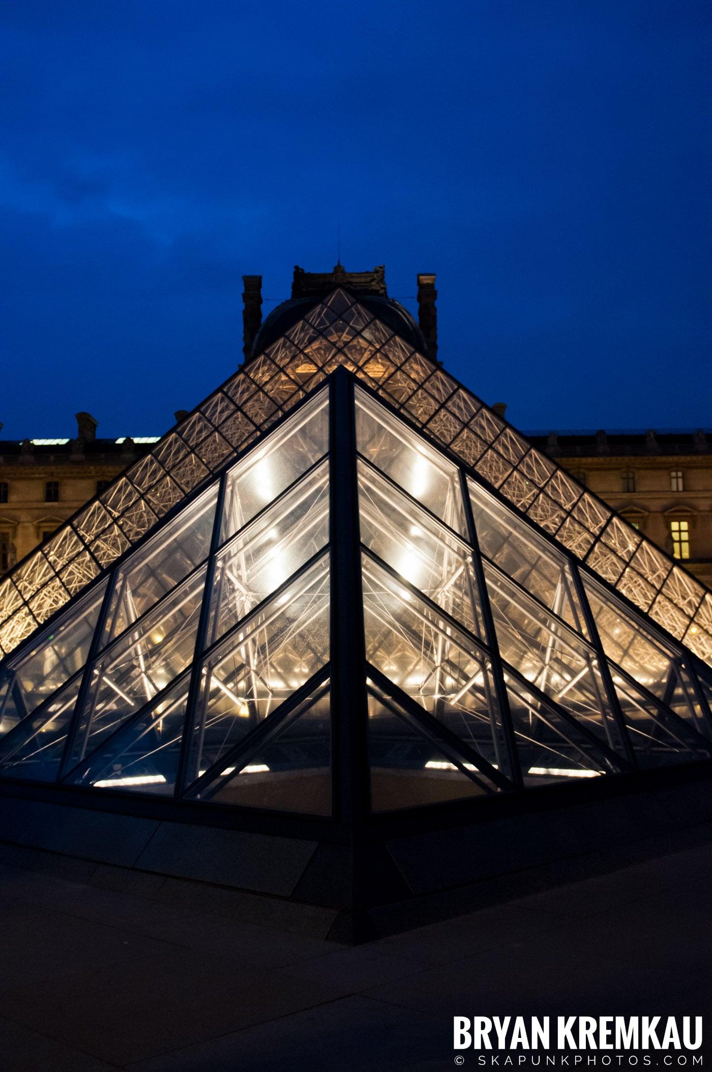 Paris, France Honeymoon - Day 4 - 7.21.11 (83)