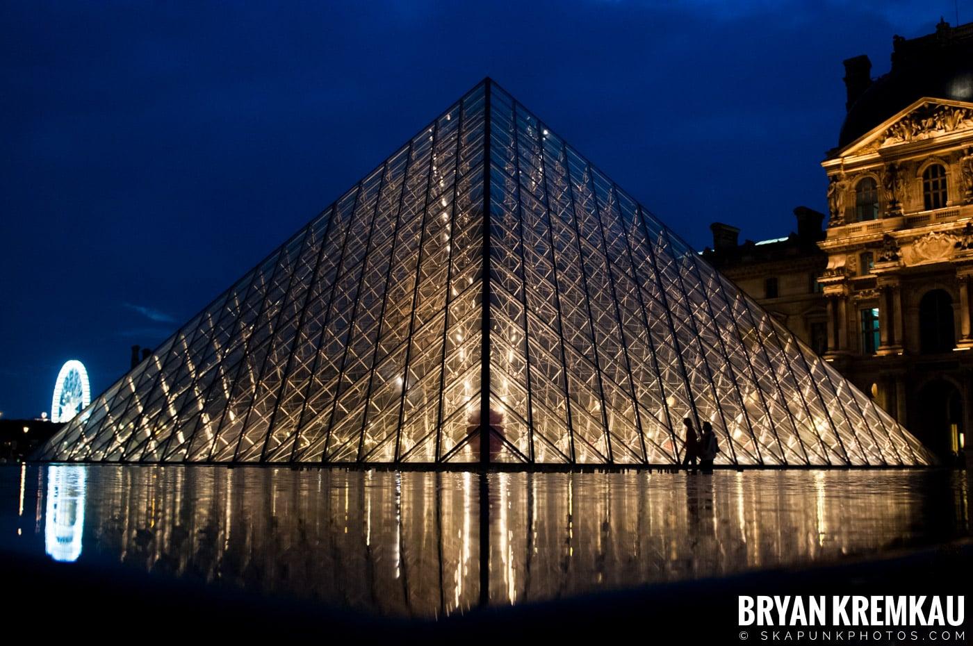 Paris, France Honeymoon - Day 4 - 7.21.11 (81)